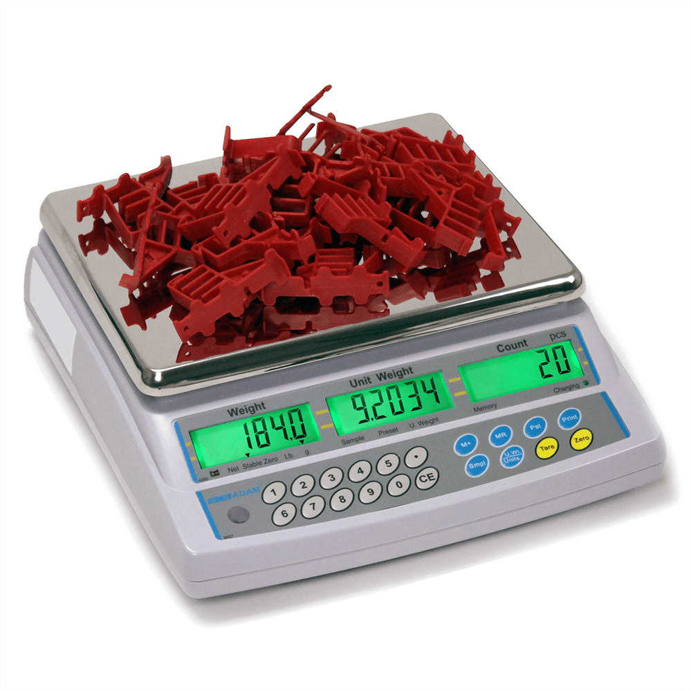 Industrial and commercial scales - CBC with parts