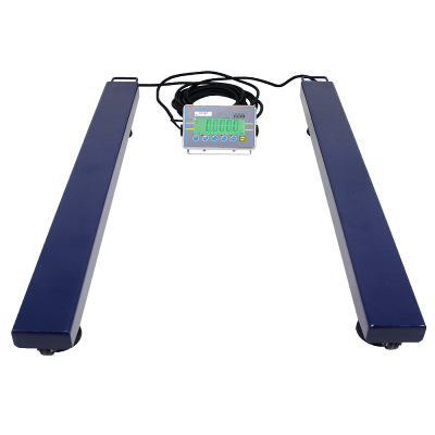AELP Pallet Weighing Beams with AE402 Indicator