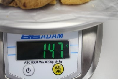Astro Scale Display with Cookies