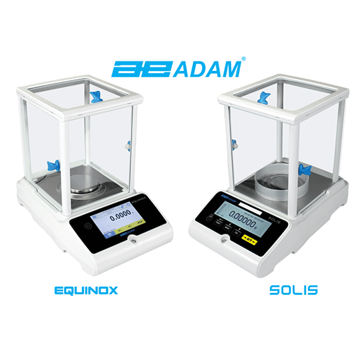 Solis & Equinox Analytical Balances
