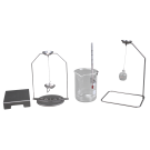 Density kit for 0.0001g