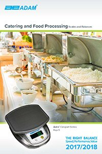 Adam Catering and Food Processing Catalogue Thumbnail